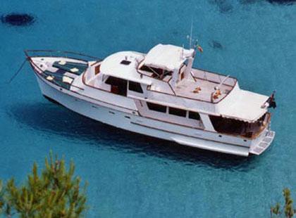 Ocean Alexander 60 'Hallmark'